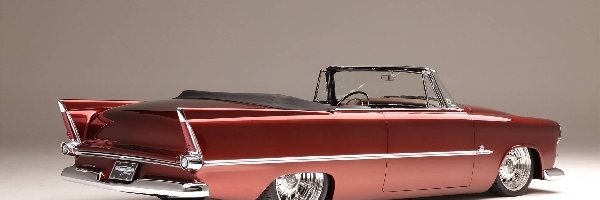 1956, Plymouth, Convertible