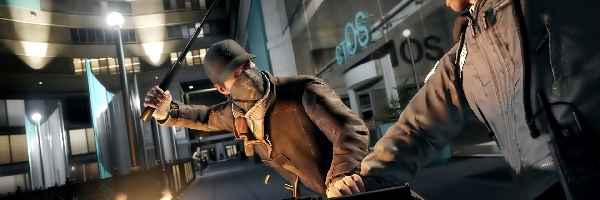 Watch Dogs, Bijatyka