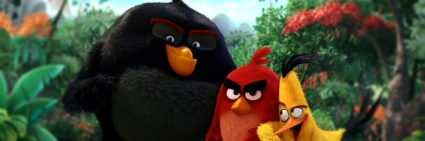 Angry Birds, The Angry Birds Movie, Film