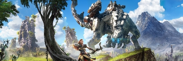 Gra, Horizon Zero Dawn