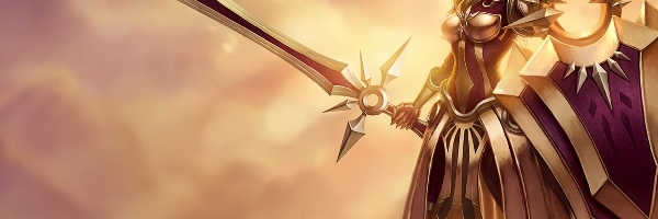 League Of Legends Champions, Leona