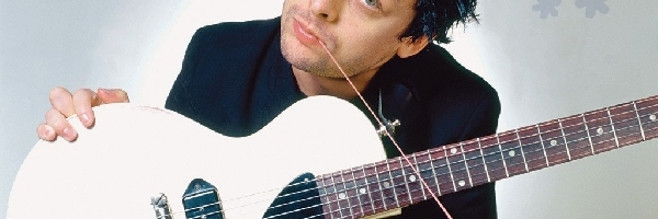 Billie Joe Armstrong, Gitara