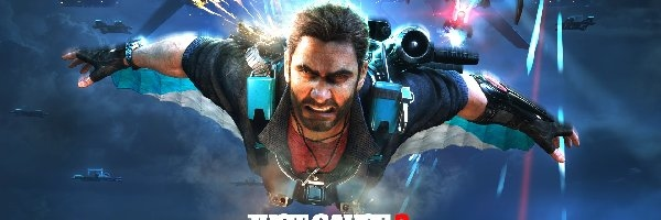 Gra, Just Cause 3, Rico Rodriguez
