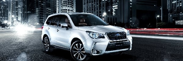 Subaru Forester 2.0XT, Brown Leather Selection, 2016