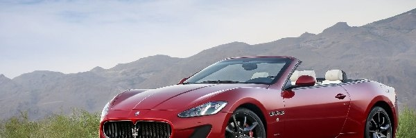 Maserati GranCabrio, Face lifting