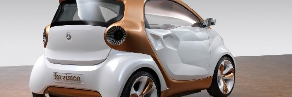 Smart Forvision Concept, 2011