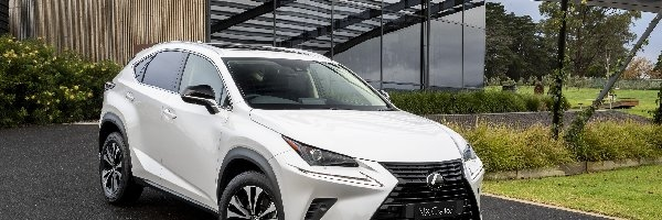 Lexus NX Crafted