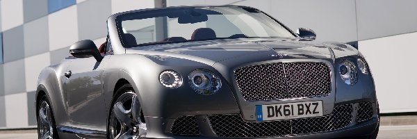Bentley Continental GT, Kabriolet, 2011