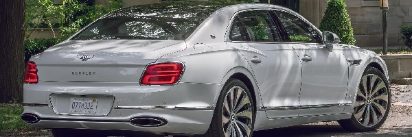 Bentley Flying Spur, 2020