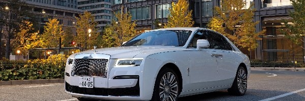 Rolls-Royce Ghost, 2020