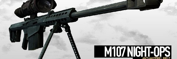 Operation Flashpoint 2, M107