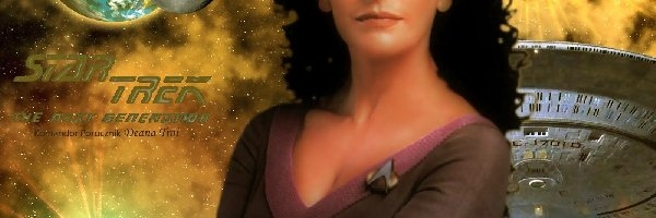 Marina Sirtis, Star Trek The Next Generation