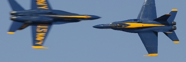 Blue, Angels, Boeing F/A 18-Hornet